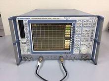 Rohde & Schwarz ZVK 40 GHz Netw