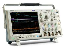 Tektronix MDO4034B-3 demo