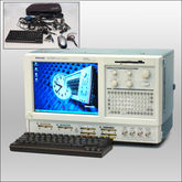 Used Tektronix TLA52