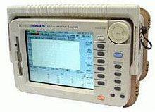 Ando - AQ6330 Optical Spectrum