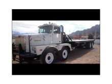 1998 WESTERN STAR 6984S Flatbed