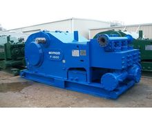 BOMCO Solids Control - Mud Pump