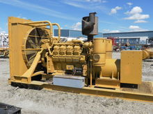CATERPILLAR Power Equipment - G