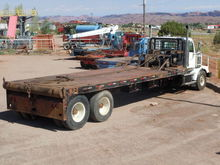 WESTERN STAR Flatbed Trucks for
