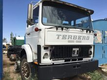 TERBERG TER4 Cab & Chassis Truc
