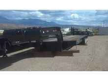 MAD PRODUCTS 60 TON Lowboy Trai
