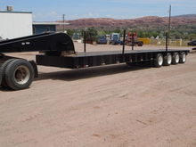 2000 NABORS Oil Field Trailers