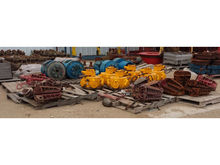 BILCO Pipe Handling Equipment -