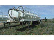 2012 TROXELL 130 BBL Vacuum Tra