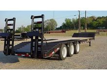 VIKING Lowboy Trailers For Sale