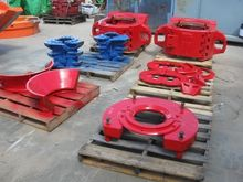 350 TON Pipe Handling Equipment