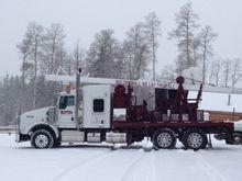 KENWORTH T800 Laydown Trucks fo