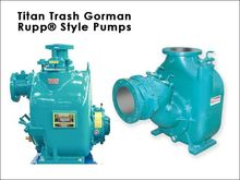 TITAN GORMAN RUPP ® STYLE Pumps
