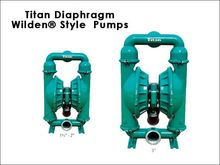 TITAN DIAPHRAGM Pumps - Pumps -