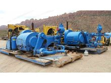 CONTINENTAL EMSCO Pumps - Tripl