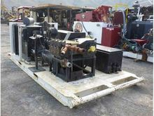 TULSA Pumps - Triplex Pumps