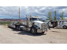 2009 KENWORTH T800 Winch Trucks