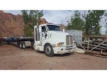 KENWORTH T600B Winch Trucks for