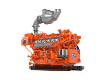GE Power Equipment - Engines -