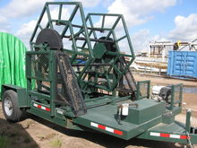 PALMER Coiled Tubing Trailers F