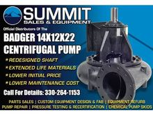 BADGER Pumps - Centrifugal Pump