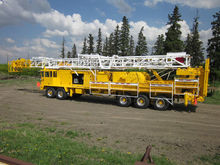 IRONTECH Drilling Rigs - Well S