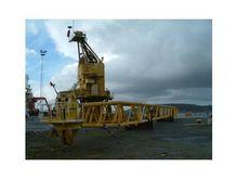LIEBHERR Cranes - Offshore Cran