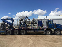 WESTERN STAR Coiled Tubing Truc