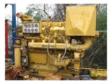 CAT D-379 Power Equipment - Eng
