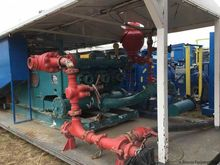 2011 TFI 1300 Pumps - Triplex P