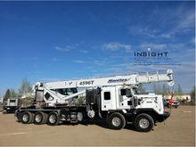 INSIGHT MANUFACTURING INC Crane