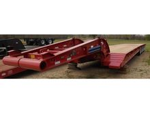 2011 ADVANCED 65 TON Lowboy Tra