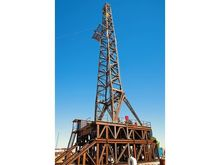 SERVICE KING Drilling Rigs - La