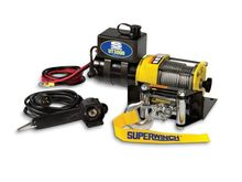 SUPERWINCH Hoisting Equipment -