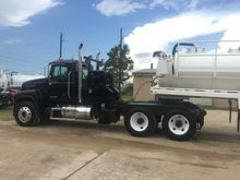 MACK CHU613 Winch Trucks for sa
