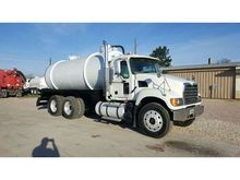 MACK GRANITE CV713 Vacuum Truck