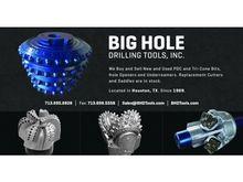 New Drill Bits - Hol
