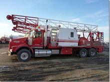 2001 KENWORTH T800 Drilling Rig