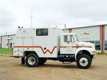 2002 INTERNATIONAL Wireline Equ