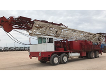 CARDWELL Drilling Rigs - Well S