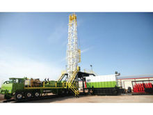 FALCON RIGS DR-1000 Drilling -