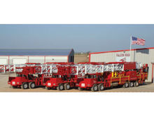 FALCON RIGS SR550 Drilling - We
