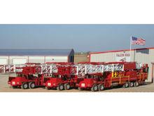 FALCON RIGS SR550 Drilling - We