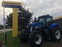 2007 New Holland T8020