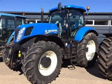 2013 New Holland T7.250 SIDEWIN