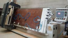 CNC VERTICAL WORKING CENTER THE