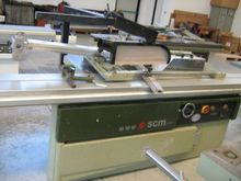Used PANEL SAW SCM S