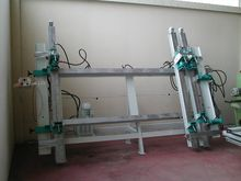 CLAMPING MACHINE 3 GROUPS SIPA