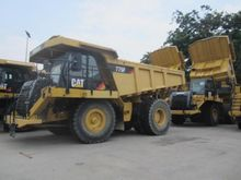 2011 Caterpillar 775F MWE