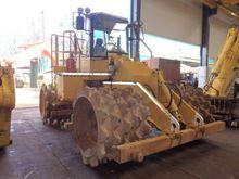 2007 Caterpillar 815F MWE